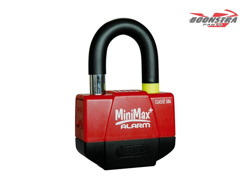 Vector Disc Brake Lock Minimax + with Alarm ART4 **** Approved