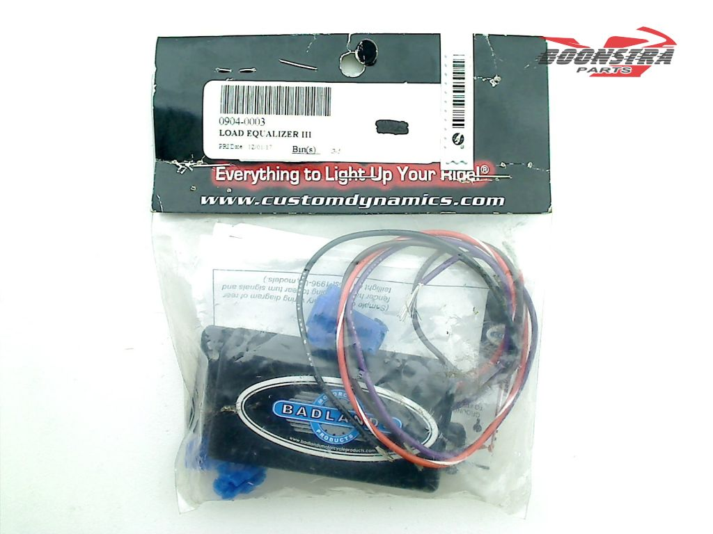 Harley Davidson Touring 1993-2013 Steuergerät for Led Turn Signals (0904-0003)