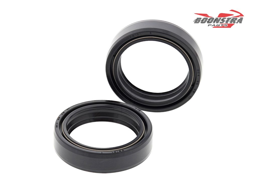 Technopolymer Front fork seal set ARI 506 43X55X11 / 14mm