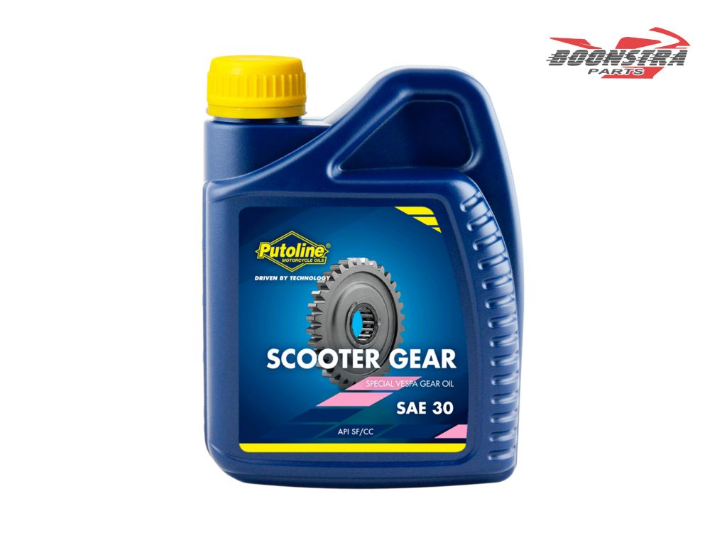 Putoline Transmission Oil Scooter Gear Oil SAE 30 500ML