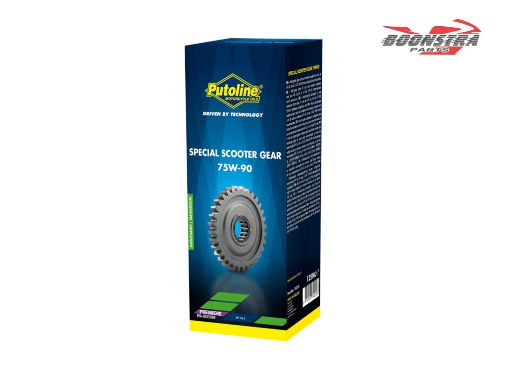 Putoline Transmission Oil Special Scooter Gear 75W-90 125ML