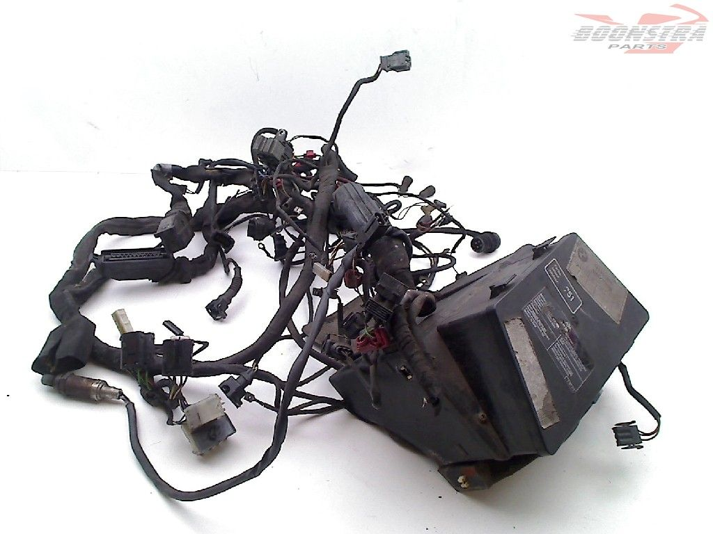 bmw r 850 rt 1996-2001 (r850rt 96) wiring harness (main) - boonstra parts  boonstra parts