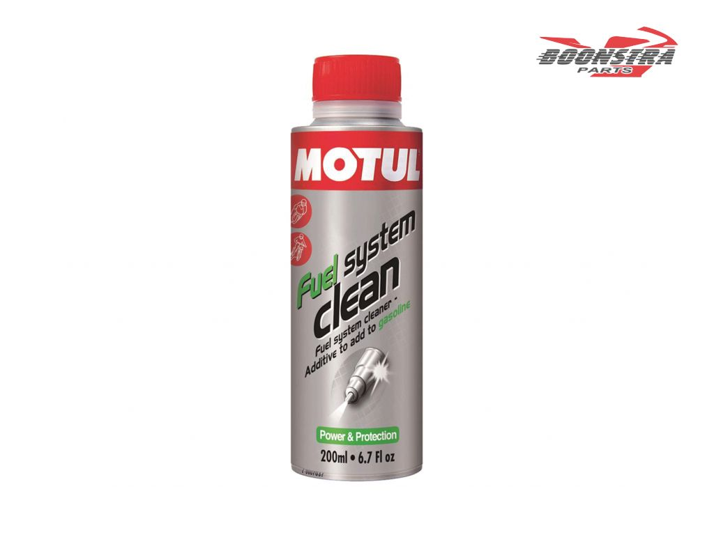 Motul Fuel Additive Fuel System Clean 200ml