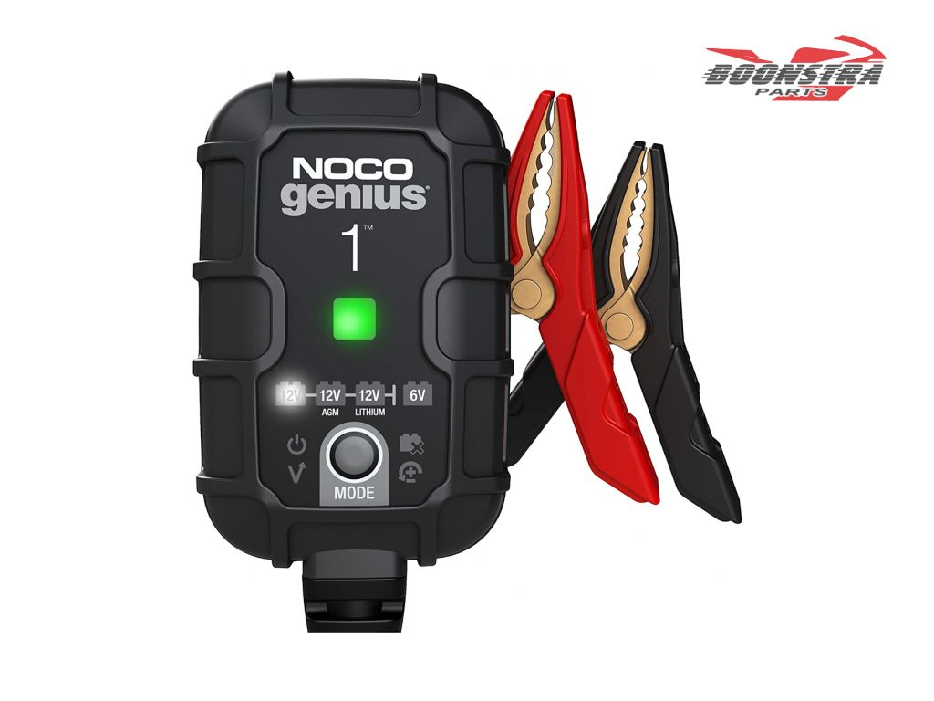 NOCO Battery Charger Genius 1