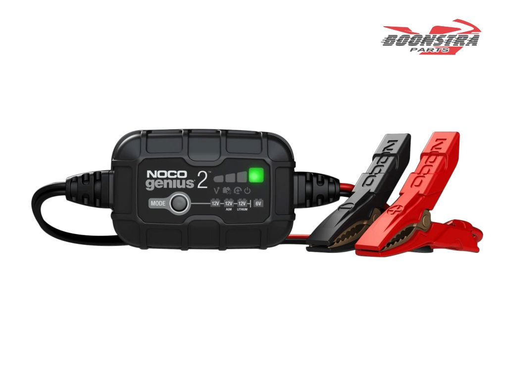 NOCO Battery charger Genius 2