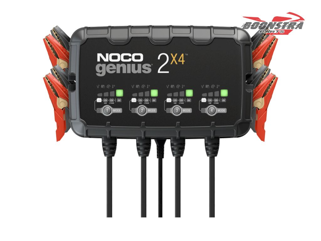 NOCO Battery charger Genius 2x4