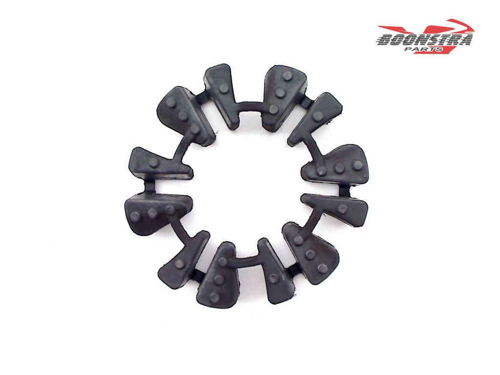 Triumph Tiger 800 XC 2011-2014 Sprocket Carrier Rubbers