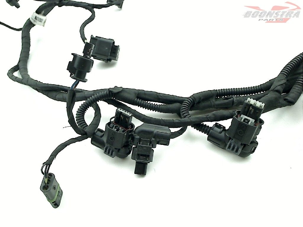 BMW F 850 GS 2017-2019 (F850GS K81) Wiring Harness Engine - Boonstra PartsBoonstra Parts